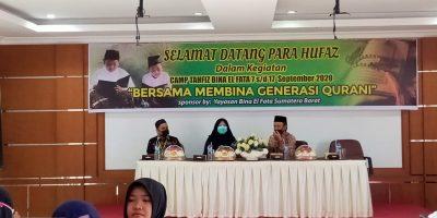Hadiri Pelatihan Tahfidz Qur'an, Politisi PKS Sampaikan Kemuliaan Para Penghafal Qur'an