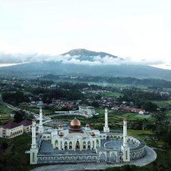 Disiapkan jadi Destinasi Wisata Religius, Pemko Padang Panjang Anggarkan Tiap Tahun untuk Islamic Center