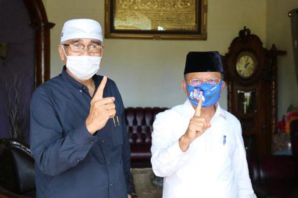 Majelis Ulama Pessel Nyatakan Dukungan untuk Mulyadi-Ali Mukhni