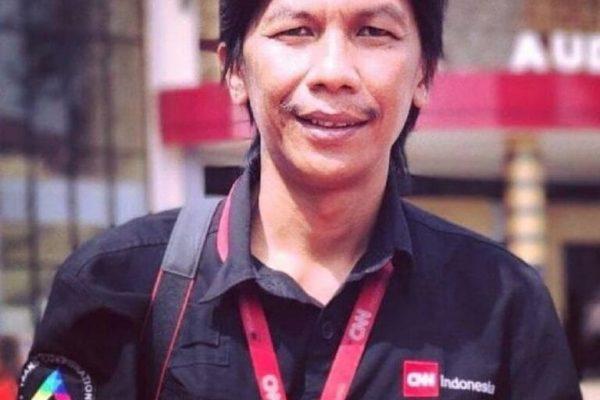 Kepala Pusing Sejak Liputan Unjuk Rasa Omnibus Law, Ketua IJTI Sumbar Terkonfirmasi Positif
