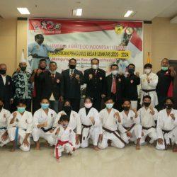 Leonardy Targetkan Karateka Lemkari Kembali Menuai Prestasi Dunia