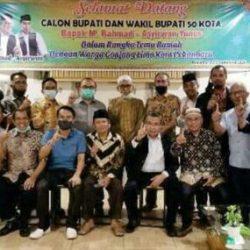 IKTT Sumbar-Riau Siap Antar MR-AY Jadi Bupati Lima Puluh Kota