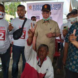Keluarga Pessel di Bukittinggi Solid Dukung Nasrul Abit-Indra Catri
