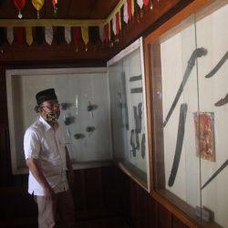 Mande Rubiah Doakan Perjalanan Nasrul Abit-Indra Catri Dimudahkan
