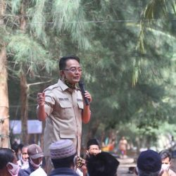 Masyarakat Batang Kapas Berharap Indra Catri Perbaiki Jalan