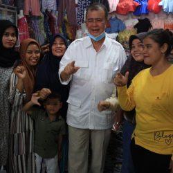Meski Banyak Calon Gubernur, Warga Pessel Tetap Pilih Nasrul Abit