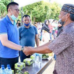 Petani Pasaman Barat Sepakat Pilih Mulyadi untuk Gubernur Sumbar