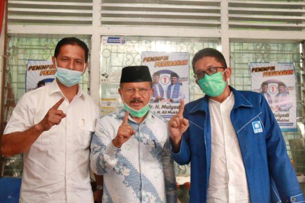 Hendri Septa Paparkan Kerja Nyata Mulyadi-Ali Mukhni pada Warga Kota Padang