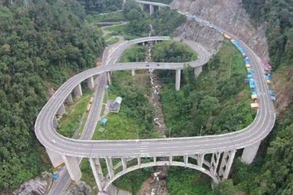 Kesaksian Pimpro Jembatan Layang Kelok 9 Terkait Kontribusi Mulyadi di Proyek Ini