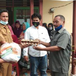 DPKP Agam Gelar Bazar Murah Bahan Pokok di Nagari Sungai Jaring