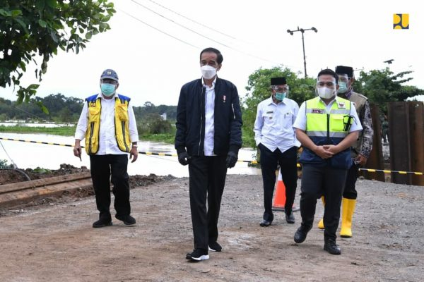 Instruksi Presiden: Kementerian PUPR Prioritaskan 3 Langkah Penanganan Darurat Bencana Banjir Kalsel