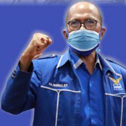 HM Nurnas: Kader dan Fraksi Demokrat Sumbar akan Lawan Pihak-Pihak yang Memakzulkan Mas AHY