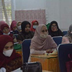 18 Kader Tribina Ikuti Penilaian Tingkat Kota Padang Panjang