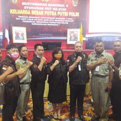 Aklamasi, Evita Nursanty Terpilih Sebagai Ketum KBPP Polri 2021-2026