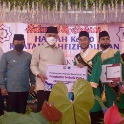 Gubernur: Banyaknya Penghafal Qur'an Kukuhkan Padang Panjang sebagai Kota Serambi Mekkah