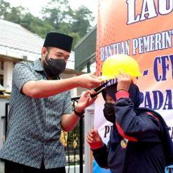 Wako Fadly Amran Siapkan Recovery Ekonomi Padang Panjang Lewat Program CFW