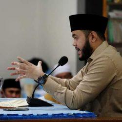 Wako Fadly Amran Sampaikan Program Wifi Gratis di Masjid Nurul Yaqin Padang Panjang