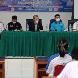Wushu Indonesia Sumbar Adakan Pelatihan, Yanisman: Terimakasih Pak Kadis PMD