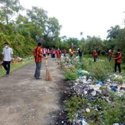 Bekerjasama Dengan PAC Pemuda Pancasila Tanjung Raya, Pemnag Tiku Selatan Gelar GORO
