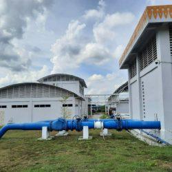 Kementerian PUPR Bangun Pelayanan Air Minum untuk 200 Ribu Jiwa di Dumai, Rohil dan Bengkalis
