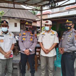 Polres dan Sat-Pol PP Gelar Operasi Yustisi di Bundaran Simpang Ampek Pasbar