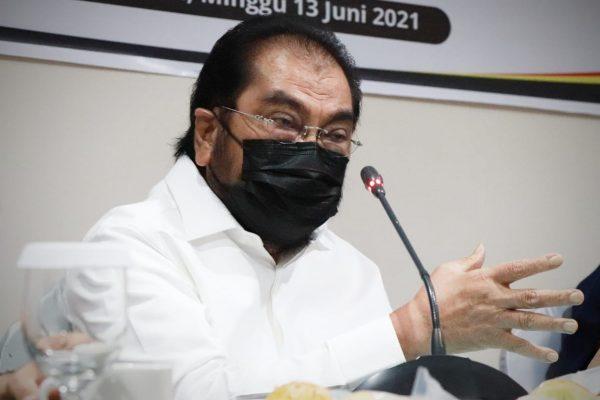 Leonardy Dorong Koperasi JPS Manfaatkan Bantuan Dana Bergulir agar Cepat Berkembang