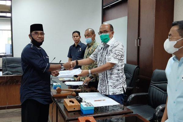 DPRD Sumbar Dorong Bupati Pasbar Eksekusi Lahan PT. Laras Inter Nusa Sesuai Tuntutan Ninik Mamak Kinali