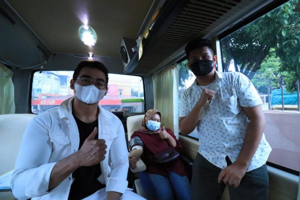 Ketua Pemuda Gebu Minang Minta Masyarakat Tak Khawatir Donor Darah di Masa Pandemi