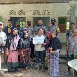 TNI-Polri Asal Piaman Laweh di Rantau Bantu Surau di Kampung Halaman
