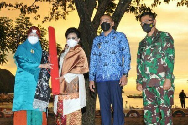 Laksamana Pertama Hargianto: Kampung Bahari Wujud Nyata Kemanunggalan TNI dan Rakyat
