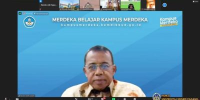 Rektor UNP Buka Workshop Pembuatan KTI dan Jurnal Ber-ISSN