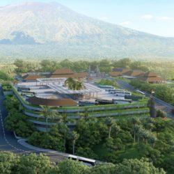 Kementerian PUPR Mulai Penataan Kawasan Suci Pura Besakih di Bali