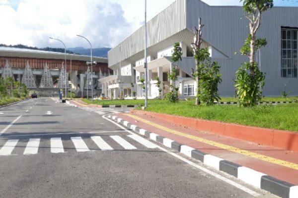 Kementerian PUPR Percantik Kawasan Venue PON XX Papua