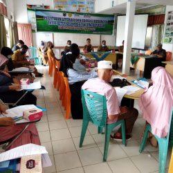 12 Pasutri Petani di Sijunjung Ikuti PLEK IPDMIP