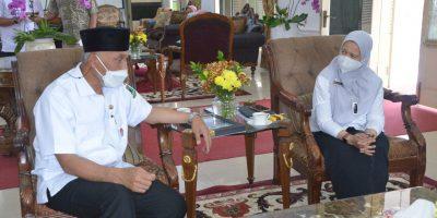 Padang Panjang Vaksinasi Tertinggi, Gubernur Himbau Kabupaten Kota Gencarkan Vaksinasi