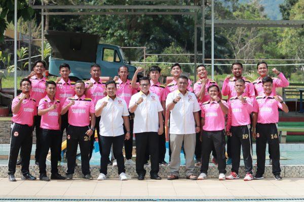 Selasa Depan Menuju Papua, Tim Cricket PON XX Sumbar Diminta Tampil Maksimal