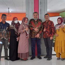 Sukseskan Program Adiwiyata, SMA 1 Lengayang Galang Partisipasi Alumni