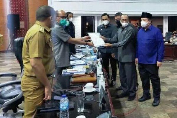 "Tiga Fraksi di DPRD Sumbar Ajukan Hak Angket ""Surat Sakti"" Gubernur Mahyeldi"