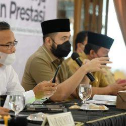 Tiga Tahun Fadly-Asrul, Program Pendidikan Tetap Prioritas di Tengah Pandemi