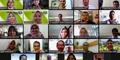 15 Tim Pengelola Laboratorium Terpadu UNP Ikuti Pelatihan Sertifikasi Ahli K3 Muda