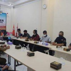 Pertajam Peran PPID, Bawaslu Padang Panjang Gandeng Kominfo dan Awak Media