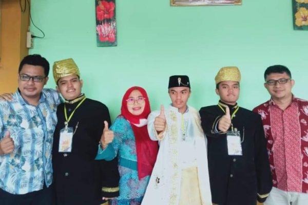 Grup Musik SLB Autisma YPPA Padang Terfavorit di Lomba Tingkat Nasional PMB UNAIR 2021