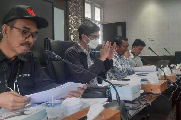Tak Akan Intervensi, HM. Nurnas: Komisi I Dorong Pansel KPID Pilih Komisioner Berintegritas