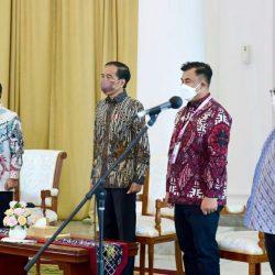 Presiden Jokowi Apresiasi Bupati Sutan Riska, Berharap Apkasi Otonomi Expo Buka Perdagangan Antar Daerah