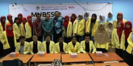 Ardipal : Giatkan Jurnalistik Mahasiswa