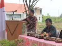 Caleg DPR RI HM Tauhid Berbagi Ilmu Politik dengan Pemilih