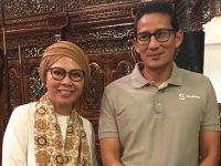 Perempuan Pilih Prabowo-Sandi, Caleg DPR RI-nya Edriana