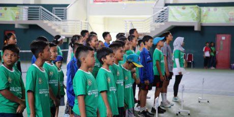 Turnamen Tenis ETT-1 Piala Rektor Unand Dimulai
