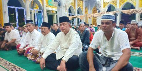 Wagub Nasrul Abit : Pemilu Sudah Usai, Bangun Silaturrahmi