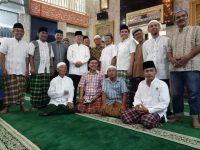 Nasrul Abit Jadi Jamaah Baru Masjid Jamik Ukhuwah Flamboyan Baru Padang
